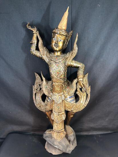 Thailand Buddha God Statue