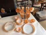 Fire King Glass Set