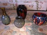 Japanese & French Vases