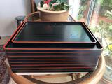 Japanese Lacquer Tea Trays