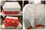 Futons, Japanese Hand Stitched, 3 Units