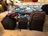 3 Units Basket Backpacks