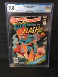 1978 DC Presents #1 Superman Flash Graded 9.8 Comic