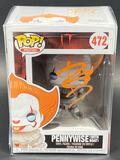 NIB Pennywise Funko POP Signed by Bill Skarsgard w/ COA