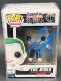 NIB The Joker Funko POP Signed by Jared Leto w/ COA