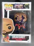 NIB Deadshot Funko POP Signed by Will Smith w/ COA