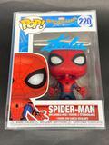 NIB Spiderman Funko POP Signed by Stan Lee w/ COA