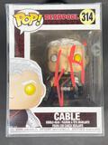 NIB Cable Funko POP Signed by Josh Brolin w/ COA