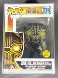 NIB Erik Killmonger Glow In The Dark Funko POP