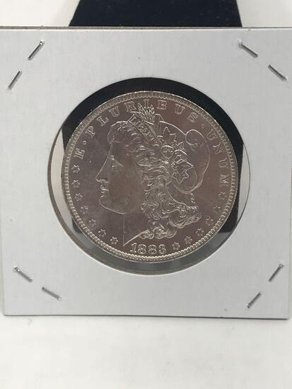 1883-O PL MS64+ Morgan Silver Dollar