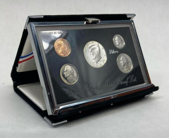 United States Mint Premier Silver Proof Set