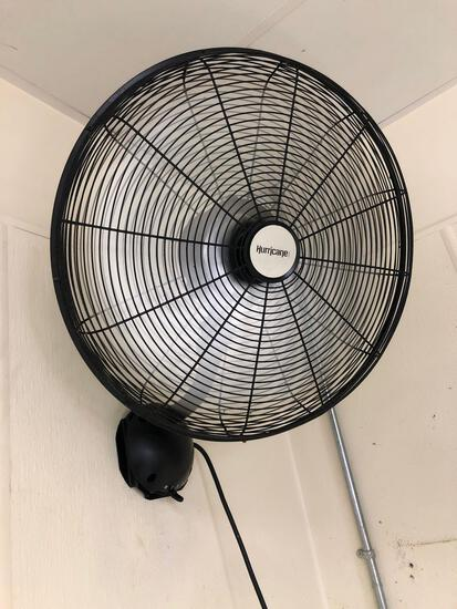 Hurricane Pro Plug in wall fan