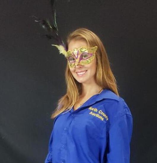 Masquerade Mask 10 Units