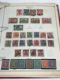 Germany Stamps 1898-1966 on Pages