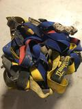 Box Full of Safety Harnesses