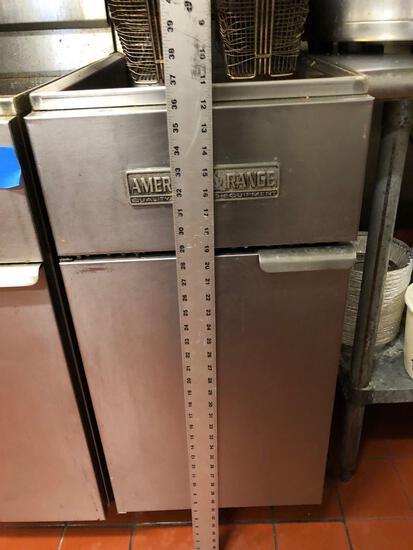 American Range Commercial Kitchen Fryer 1 Unit Talega Village