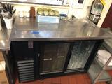 True Manufacturing Refrigerator Prep Table Talega Village