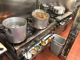 8 Burner Industrial Kitchen Oven Talega Village