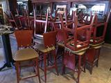 20 Restaurant High Top Bar Chairs Old Town
