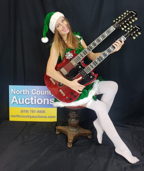 Christmas in July 2020 Collectors Auction
