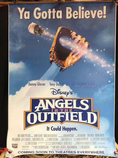 Angels in the Outfields poster