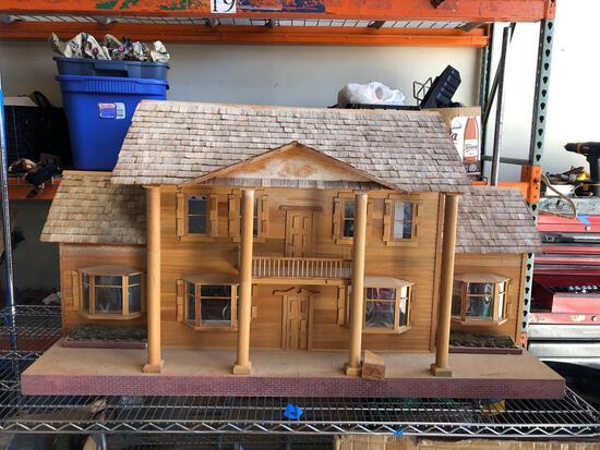 Huge Dollhouse
