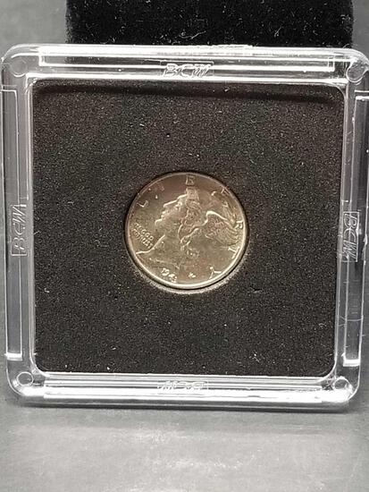1943 Mercury Dime Uncirculated