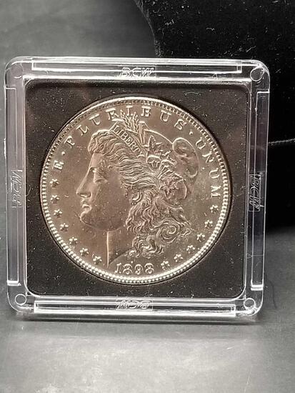 1898 Morgan Silver Dollar Uncirculated