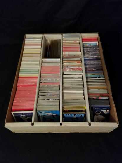 4000+ Baseball Cards in Box