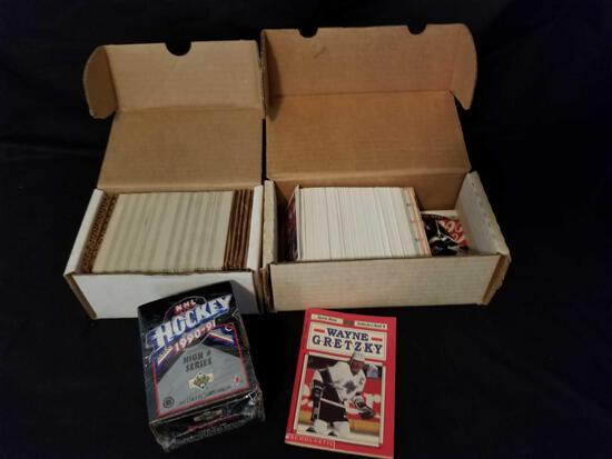 1000+ Hockey Cards 1990s