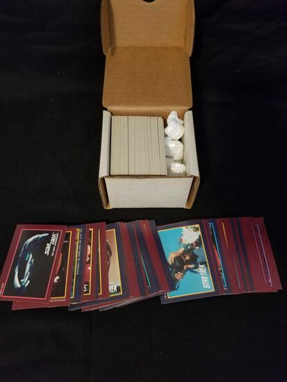 1991 Star Trek Cards 200+