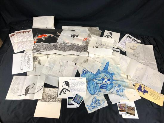 Personal Letters from Drake Seaman