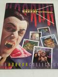 The Horror Stamp Collection Book