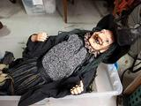 Halloween Witch Decoration Large