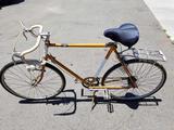 Vintage Tourist England Bicycle
