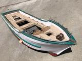 Handmade Toy Boat