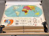 1950s Teachers Screen, World History