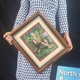 Ruth Hanson Framed Painting
