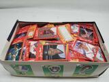 Shoebox Full 1990 Donruss Score Baseball Cards
