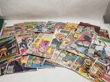 39 Vintage DC Marvel Comic Books