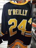 Terry O' Reilly Signed Hockey Jersey COA