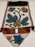Vintage Native American Beaded Bag Indian