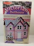 Melissa and Doug Victorian Dollhouse New
