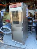 Little Caesars hot and ready cres cor heating cabinet
