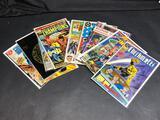 11 Comics, #1 Issues, DC Comics, Motormouth, Batman, The Champions, etc