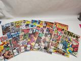 Marvel Thor Comic Books 15 Units