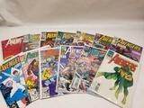 Marvel Avengers Comic Book 13 Units