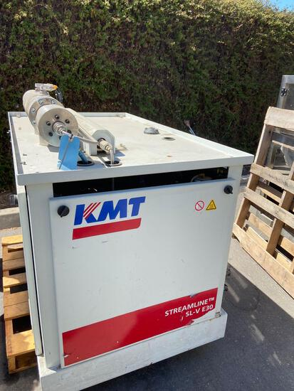 KMT water jet intensified pump  1ph