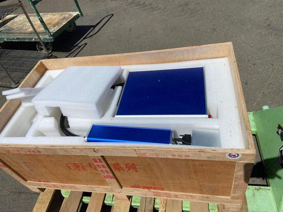 laser lot coder for PET bottles  1ph