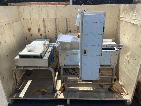 check weigher reject station combo  1ph